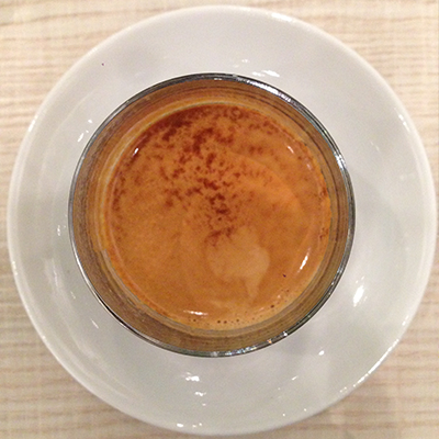 Perfect espresso